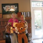 Thank you to the Ladies Golf League from Bear Creek for their generous donation of Teddy Bears. This marks the 5th year that the ladies league has taken up a collection of teddy bears for Seasons Centre. Every time a child or teen comes for an initial appointment they leave with a teddy bear. Teddy's are comforting, always offer an ear to listen, snuggle whenever we need it and absorb lots of tears.